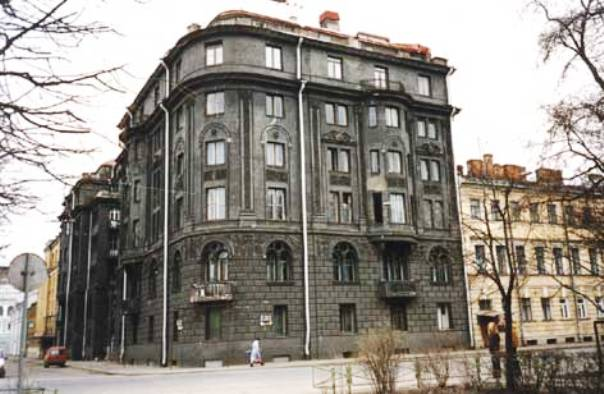 FONTANKA APARTMENT